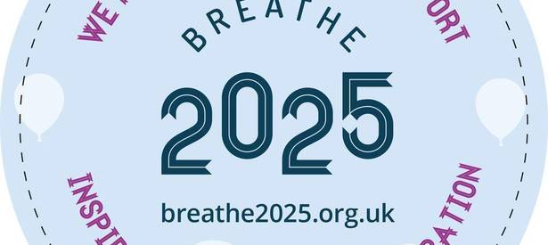 We're supporting Breathe 2025!