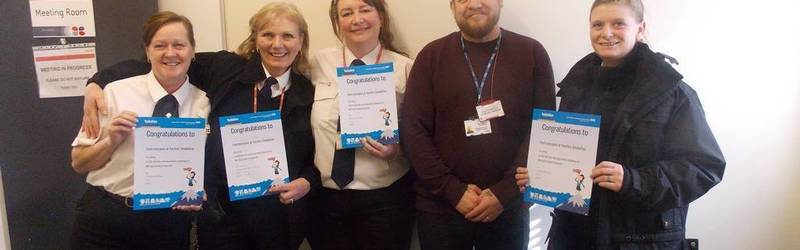 Doncaster Smokefree Team Deliver Quit Sessions to Staff at Doncaster Prison