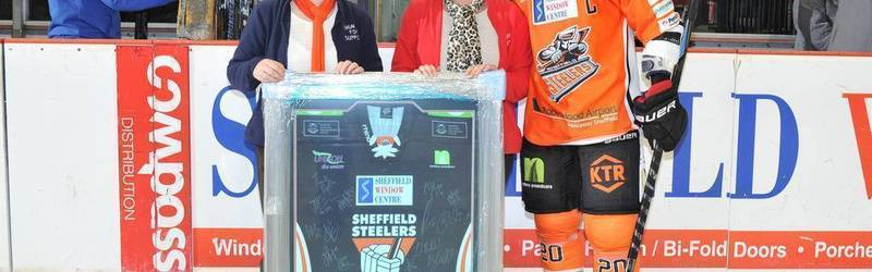 Sheffield Steelers and Yorkshire Smokefree prove to be a winning combination