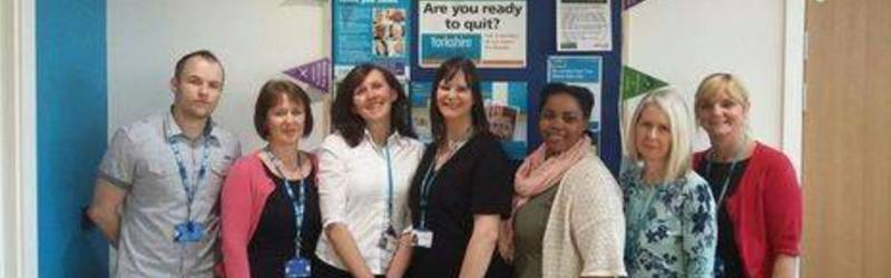 Calderdale Stop Smoking Specialist Achieves ASIST Master Trainer Status