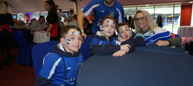 Halifax RLFC and Yorkshire Smokefree Calderdale support the Breathe 2025 campaign!