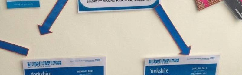 Huddersfield Royal Infirmary Starts New Smoke-Free Homes Policy On Ward
